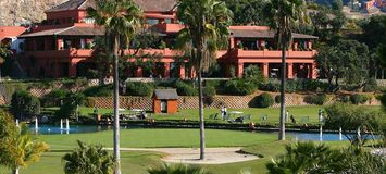 Enjoy an amazing Santa Clara Golf Course.